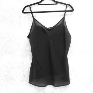 APT 9 black camisole Size XL